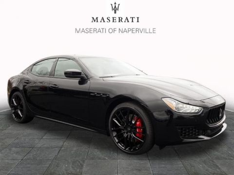 New 2020 Maserati Ghibli S Q4 AWD 4D Sedan